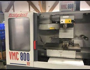 دستگاه فرز Vertical CNCBRIDGEPORT VNC 800/22