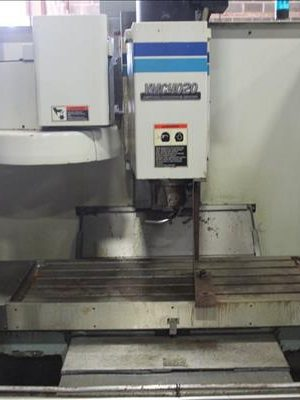 دستگاه فرز Vertical machining center FADAL VMC4020 HT