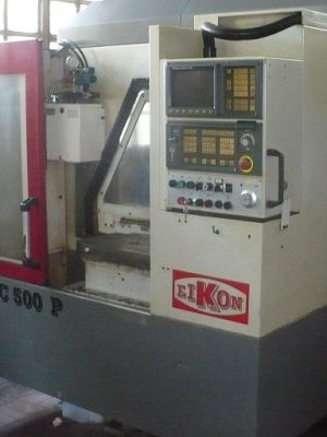 دستگاه فرز VERTICAL CENTER CNC EIKON VMC 500