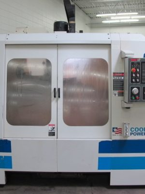 دستگاه فرز CNC machining center FADAL VMC 3020