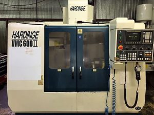 دستگاه فرز Vertical machining centreHardinge 600 ii