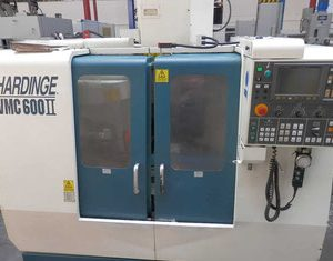 دستگاه فرز Vertical machining centre Hardinge 600 ii