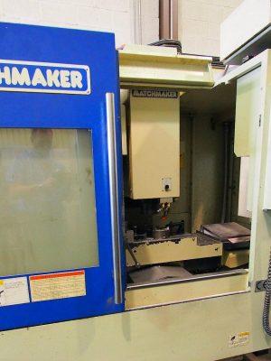 دستگاه فرز cnc vertical machining centreMatchmakerVMC 610