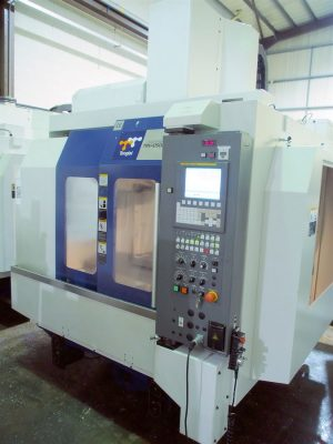 دستگاه فرز VERTICAL MACHINING CENTRE TONGTAI TMV 1050 AII