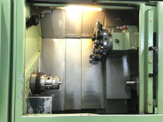 دستگاه تراش CNC LatheWEILERUD 42
