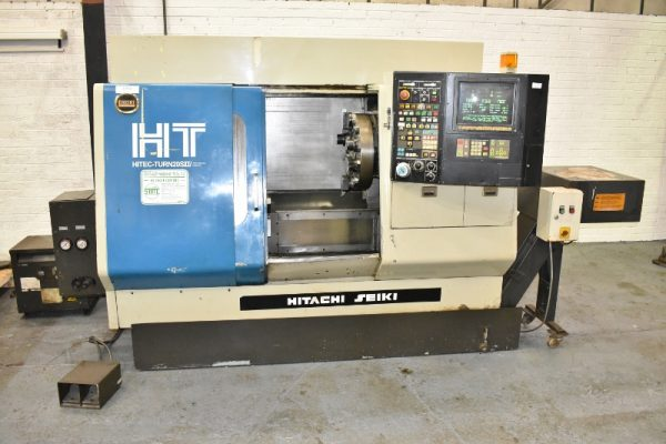 دستگاه تراش 20SII HITACHI SEIKI HITEC TURN 20SII