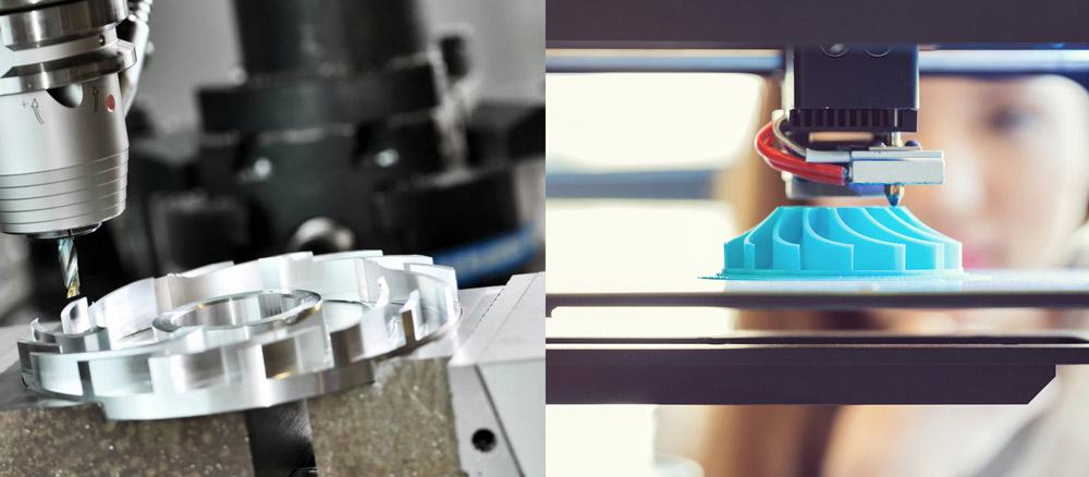 دستگاه سی ان سی یا پرینتر سه بعدی - کدام یک بهتر است؟