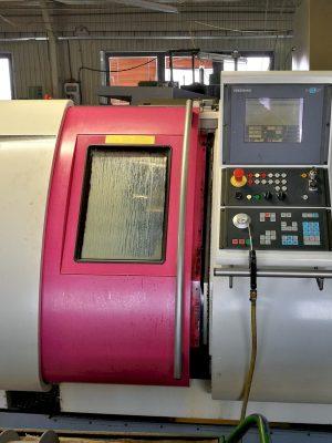 دستگاه تراش CNC LatheGildemeister CTX 200 S2