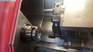 دستگاه تراش CNC Lathe - Inclined Bed TypeGILDEMEISTER CTX 500