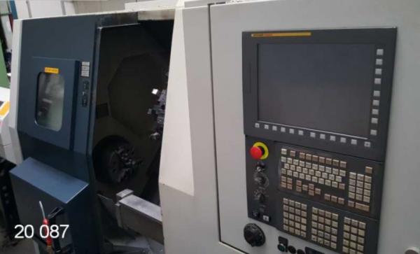 دستگاه تراش CNC Lathe with C axisSpinnerTC600-65 MC