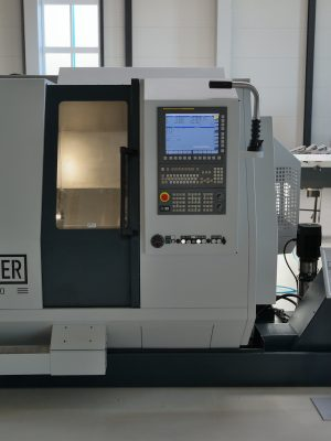 دستگاه تراش CNC LatheSpinner TTC300-52 SMMCY