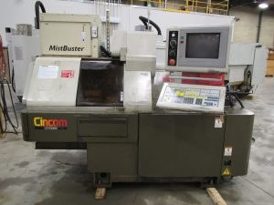 دستگاه تراش Swiss type cnc lathe CITIZEN M20