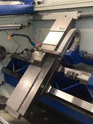 دستگاه تراش CNC LatheWEILER200 CNCNEW