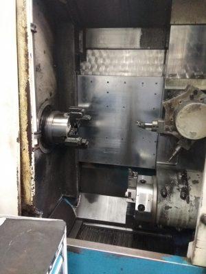 دستگاه تراش CNC LathesCNC Lathe SPR 63