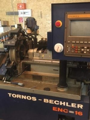 دستگاه تراش CNC Lathes TORNOS Long turning lathe TORNOS - Bechler ENC-16 NEW
