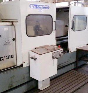 دستگاه تراش CNC LathePINACHO S94 C/310 CNC LATHE