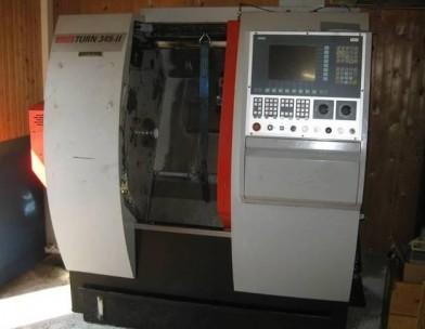 دستگاه تراش CNC latheEmco Emcoturn 345 II PC