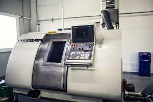 دستگاه تراش CNC latheDMG CTX 200 Serie 2