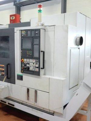 دستگاه تراش CNC Lathe AxisY/Monotorized ToolsMori SeikiNL 2000 SY/500