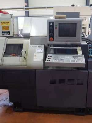 دستگاه تراش Swiss type cnc lathe CITIZEN M20 - تراش سی ان سی