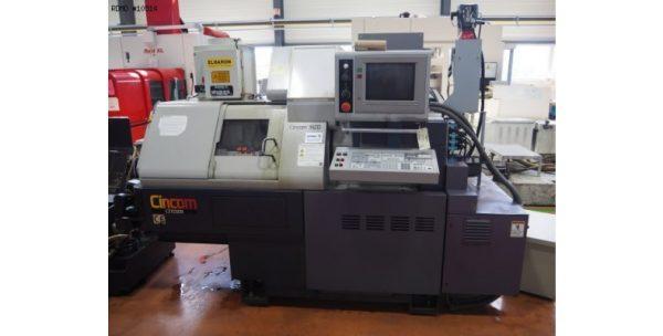 دستگاه تراش Swiss type cnc latheCITIZEN M20 - تراش سی ان سی