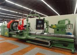 دستگاه تراش Cycle controlled CNC latheGEMINIS CNC 1200