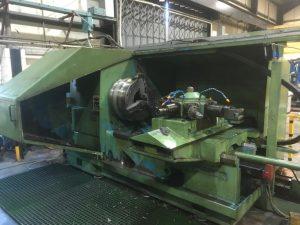 دستگاه تراش heavy Duty CNC LatheMazakPowermaster PM-CNEW