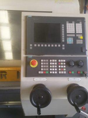 دستگاه تراش CNC LathesFAT TUR MN 630mm x 2000mm CNC Lathe. With Seimens 810D CNC Control. Manufactured 2008