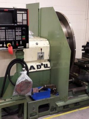 دستگاه تراش Facing Lathes TADU FS750 CNC Facing Lathe