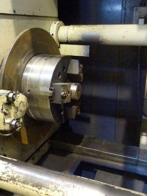 دستگاه تراش CNC lathesSMFI Inter HydroCNC friction welding latheNEW