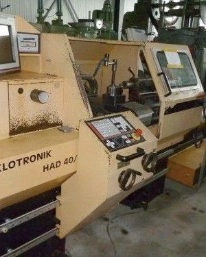 دستگاه تراش LatheTOS Galanta (FAGOR 800 T CNC) Zyklotronik HAD 40 / 75